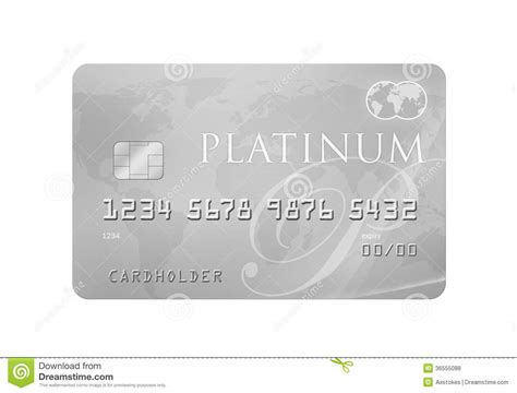 Debit Card Background Template by Platinum Credit Card Royalty Free Stock Photos Image