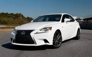 Lexus I350 2014 Lexus Is 350 Sport Front Three Quarters Photo 24