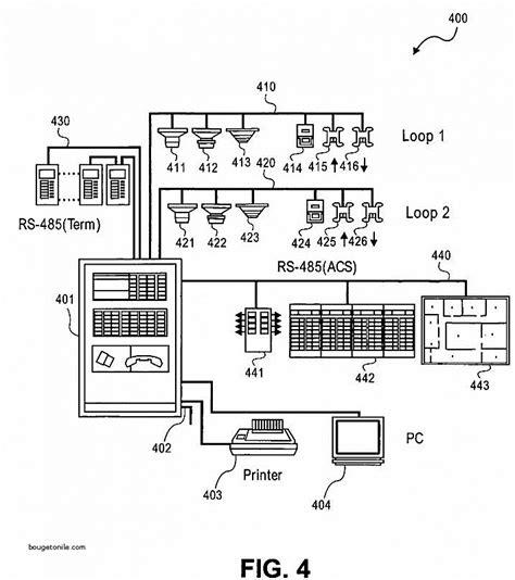 class a wiring fresh addressable alarm wiring diagram wiring diagram