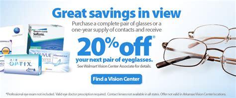 eye center walmart store eye center