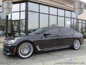 Bmw Alpina B7 For Sale Bmw Alpina B7 Black Sapphire Metallic With 974 For
