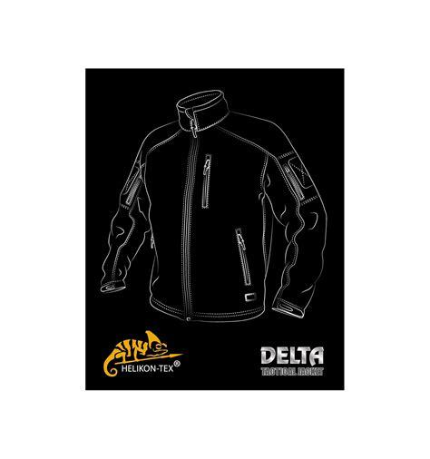 New Tactical Delta Black delta tactical jacket shark skin black hwesta eu