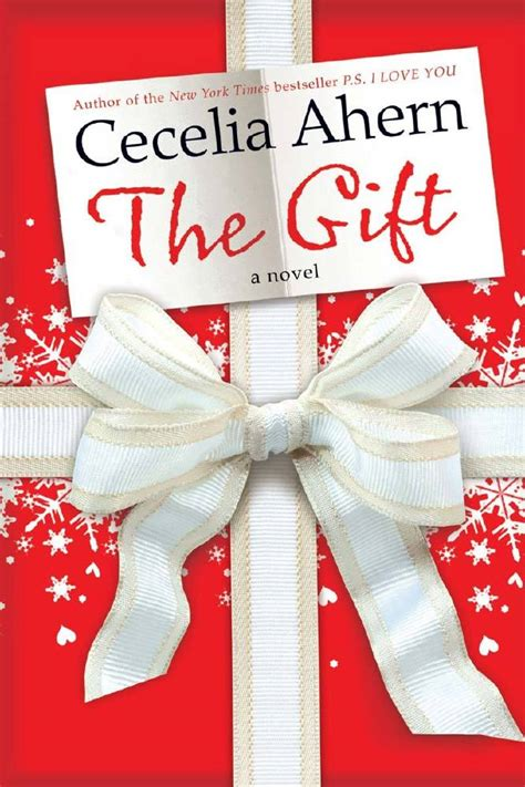 the gift of books book review the gift by cecelia ahern