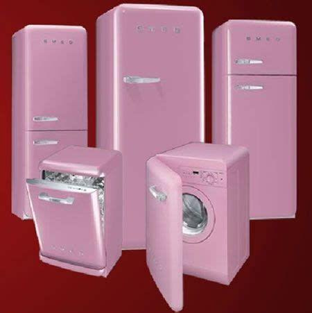 pink kitchen appliances 89 best images about smeg in the kitchen on pinterest