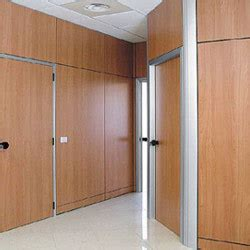 wooden partition wooden partition in dilshad garden delhi unifab