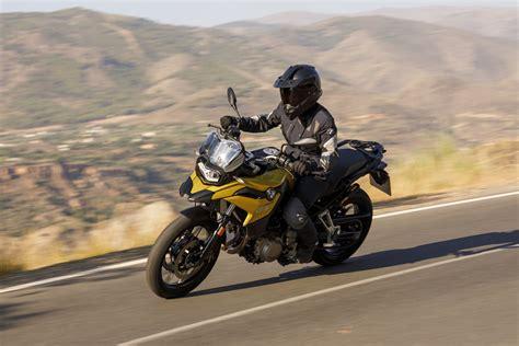 Bmw Motorrad F750gs by Die Neue Bmw F750gs Und F850gs Premium Reiseenduros F 252 R