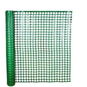 temporary fence home depot hdx 4 ft x 50 ft green safety edge fence 14900 38 48