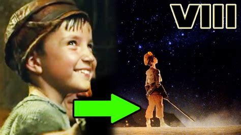 misteri film star wars who is the boy at the end of the last jedi canon star