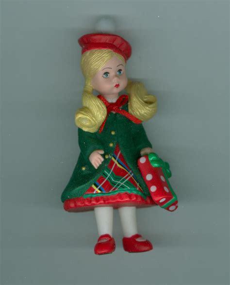 hallmark keepsake ornament yuletide shopper madame