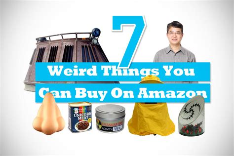 5 Strange Things That You Can Buy And Wear by 7 Things You Can Buy On Mikeshouts