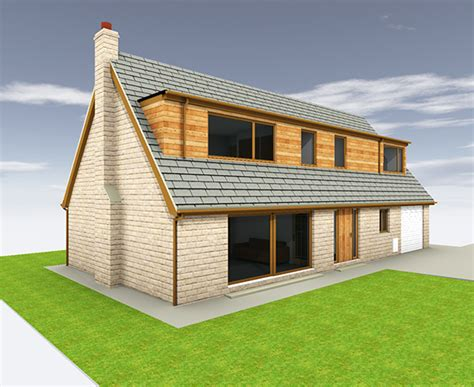Single Floor Home Plans by Bungalow Extension Internal And External Alterations