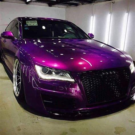 Audi S7 Colors by Audi S7 Purple Purple Colors Pantone Audi Audis7