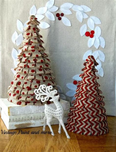 how to decorate a tree with burlap how to decorate a tree with burlap rainforest
