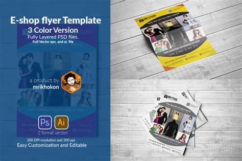 free flyer templates for meat shop 187 designtube creative