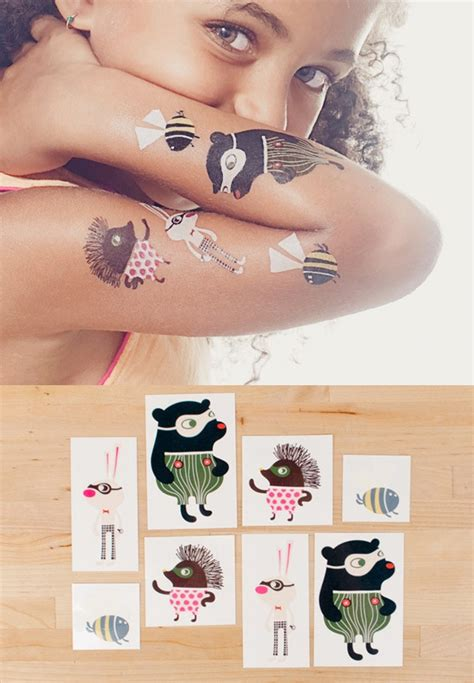 temporary tattoos for kids tattoo collections