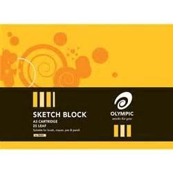 quill a3 sketchbook sx0502 sketch pads books kookaburra educational