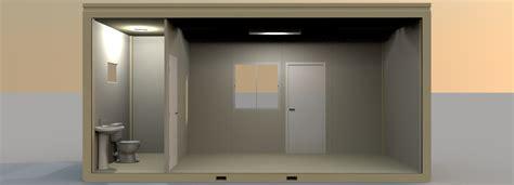 box bagno prefabbricato box prefabbricato 6 m con bagno fae terni spa