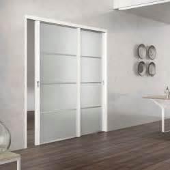 porte da interni con vetro porte vetro scorrevoli porte per interni soluzioni casa