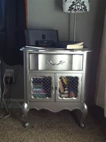 Chrome Nightstand 17 Best Images About Love Silver On Pinterest Mercury