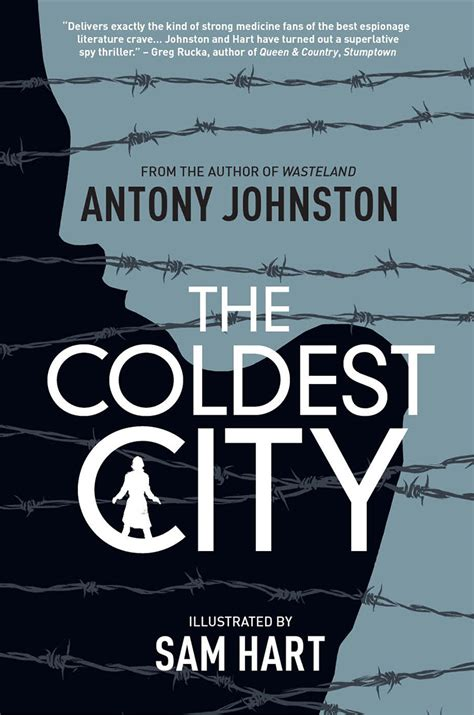 Atomic The Coldest City charlize theron teaming with wick directors for
