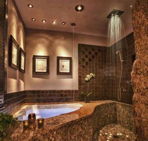 awesome bathrooms jacuzzi tub and rain shower bathroom awesome rooms