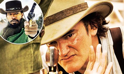 film western quentin tarantino quentin tarantino on django unchained the story behind