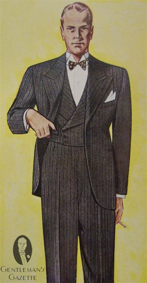 a popular style of 1930s suit the classic take on 1930s tailoring a supremely high