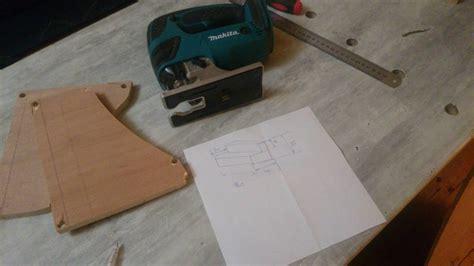 table pour scie sauteuse montage d une scie sauteuse en stationnaire atelier