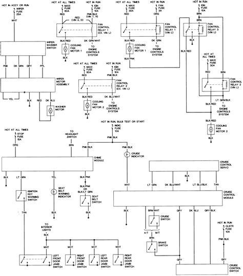 diagram of a cutlass repair guides wiring diagrams wiring diagrams
