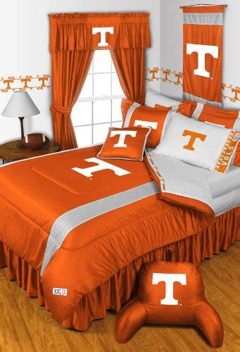 tennessee comforter set tennessee volunteers bedding price compare