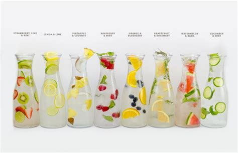 8 fruit infused waters 8 infused water combos to keep you hydrated wholefully