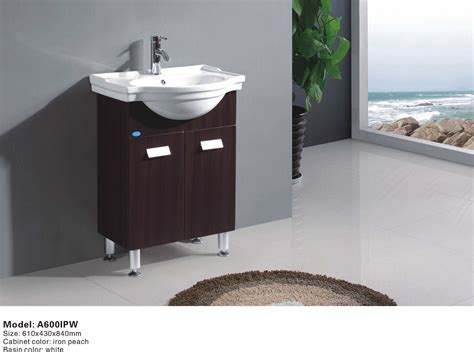 Small Floor Standing Bathroom Cabinet A600ipw China Small Floor Standing Bathroom Cabinet