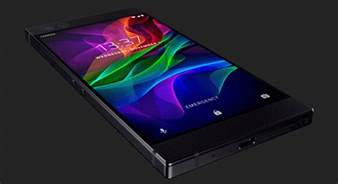 mobile phone gaming razer debuts cutting edge mobile gaming phone