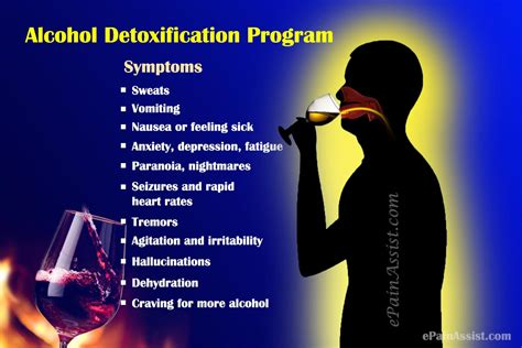 Detox Alcool by Detoxification Program