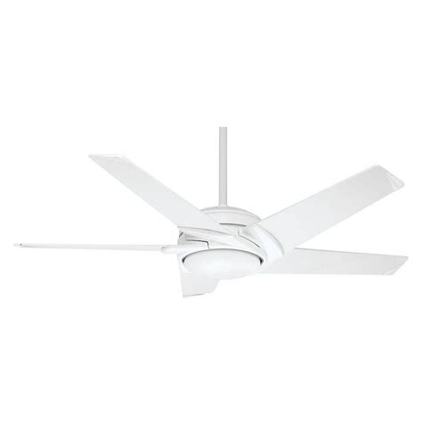 casablanca fan company 59165 casablanca 59165 stealth dc 1 led light 54 inch ceiling
