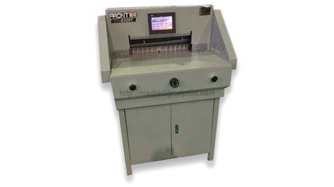Pemotong Kertas Otomatis Mesin Pemotong Kertas Otomatis Ud Wijaya Supplier