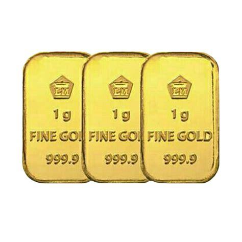 Beli Emas Antam cara membeli gold bar satu gram program gap gold
