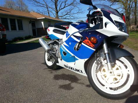 97 Suzuki Gsxr 750 97gsxr750 7 Sportbikes For Sale