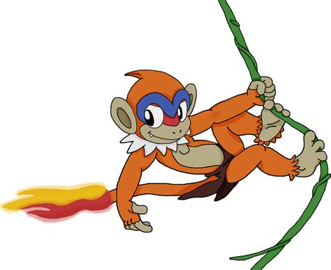 tarzan the monkey man swinging on a rubber band song monferno as young tarzan transparent background by