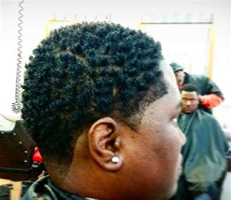 curly temple fade haircut black men haircuts 10 cool swagger styles curly hair guys