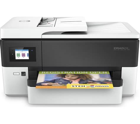 Printer A3 All In One hp officejet pro 7720 all in one wireless a3 inkjet printer with fax deals pc world