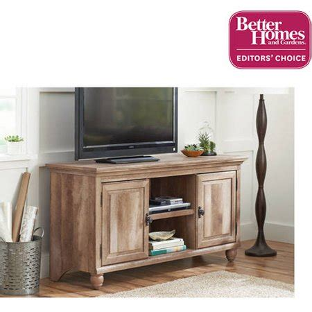 homes  gardens crossmill collection tv stand