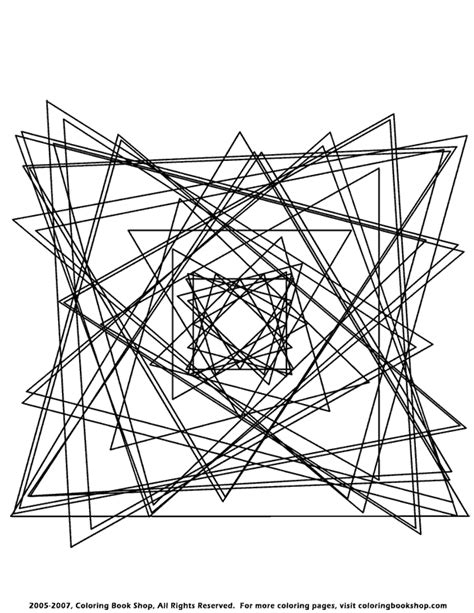 abstract geometric coloring page coloring pages geometric pattern 1 abstract free