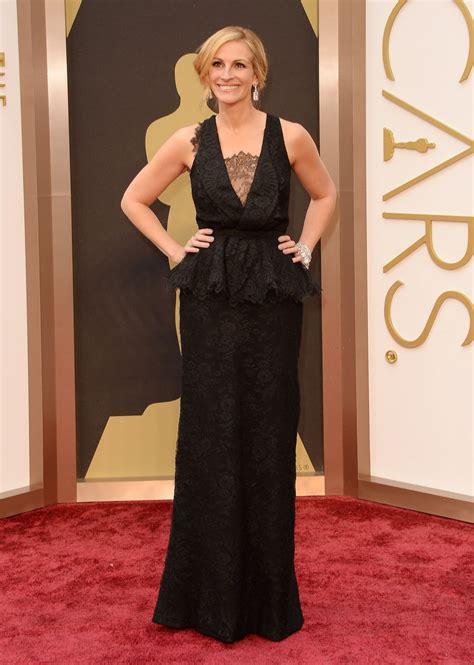 film oscar julia roberts julia roberts in a givenchy gown and bulgari jewels 2014