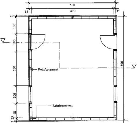 concrete wall house plans figure 63 plan