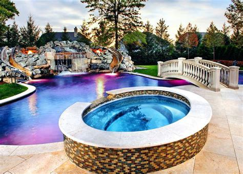 luxury backyard designs luxury backyard pool bullyfreeworld com