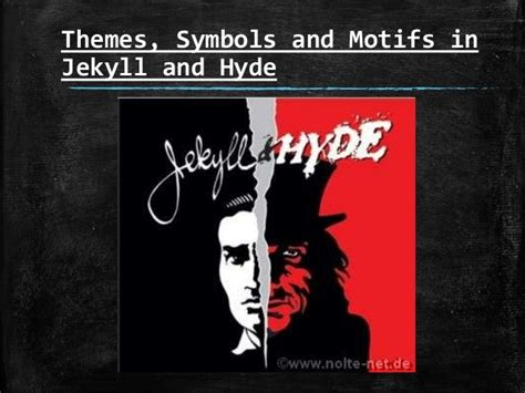 themes in jekyll and hyde ppt themes symbols and motifs in jekyll 2