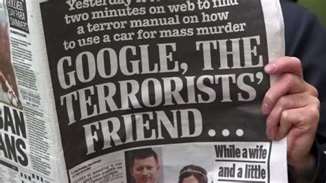 How The Media Covered The How The Media Covered The Westminster Attack Uk Al Jazeera