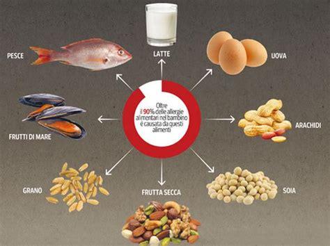 allergie alimentare allergie alimentari cosa sono come curarle