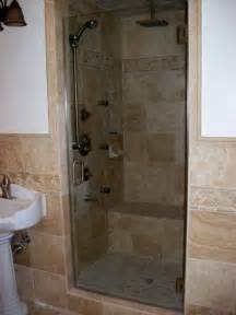 frameless shower door traditional bathroom los